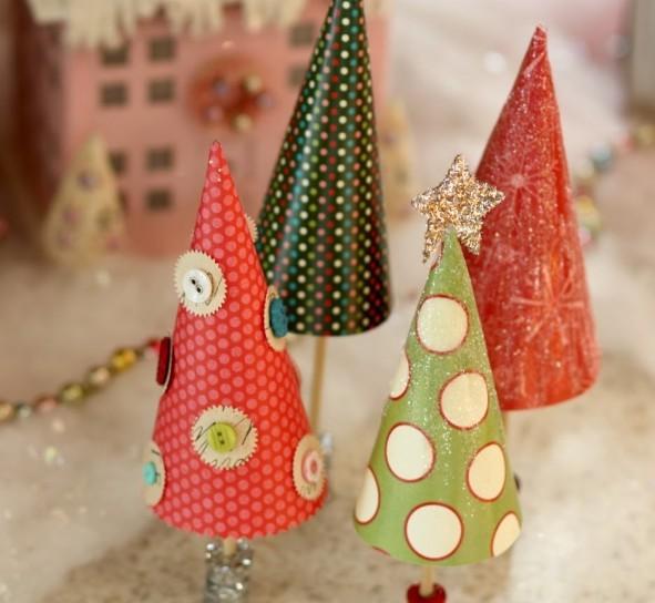 Decorazioni Natalizie Fai Da Te Semplici.Decorazioni Natale Fai Da Te Semplici